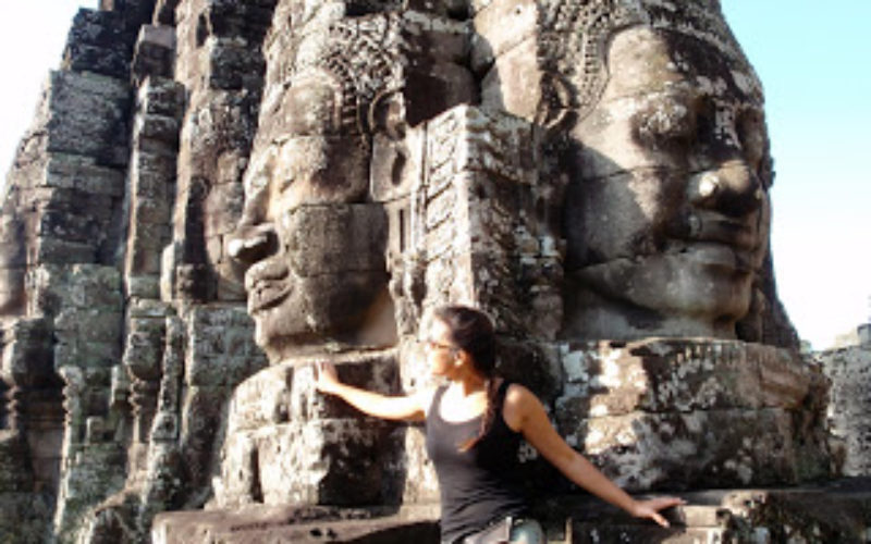 An Angkor Wat Halloween