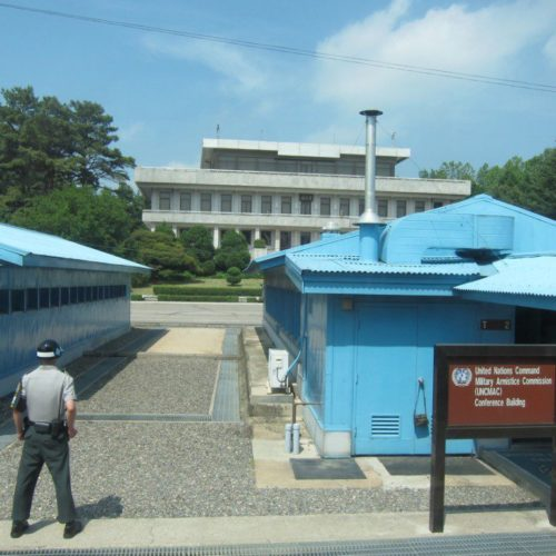 Seoul Searching in Korea's DMZ Zone