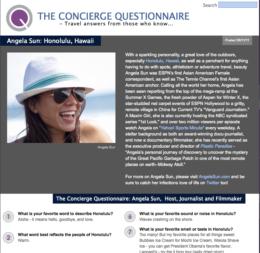 Interview with Concierge Q