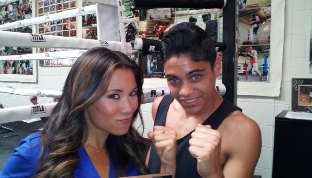 AT&T U-Verse Sports Boxing Episode now airing!