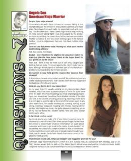 7 Questions w/ Steppin Out Magazine