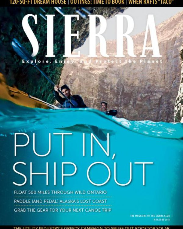Sierra May June 2014 cover